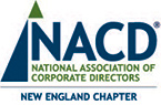 NACD - National Association of Corporate Directors - NACD New England Chapter